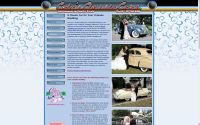 Coles Classic Cars - Weddings